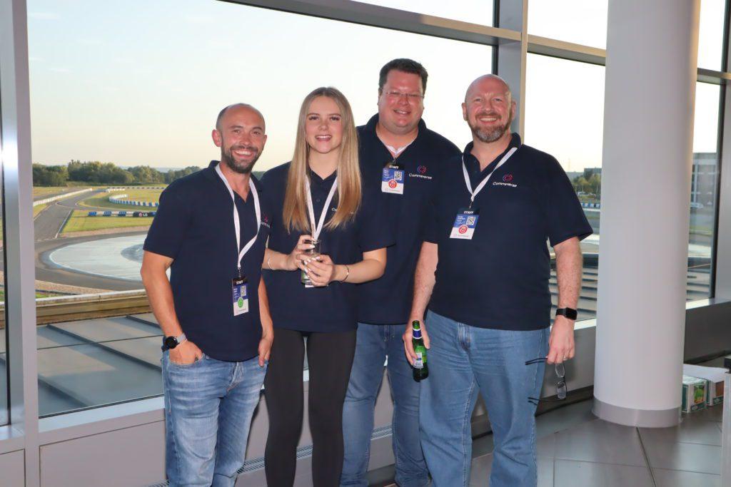 Commsverse Organising Team
