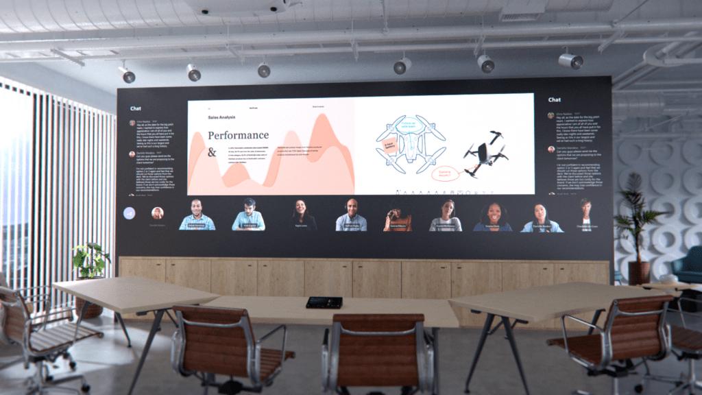 Microsoft Teams Hybrid Workplace